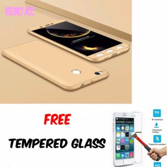 Kelinci Acc _ Hardcase 360 Front/back Full Protection For Xiaomi Redmi 4x+ Free Temperd