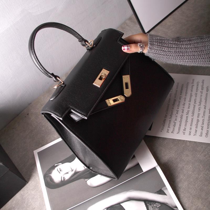Kelly Eropa Dan Amerika Tas Model Hermes Jinjing Tas Bahu Dengan Satu Tali Messenger Tas Tas