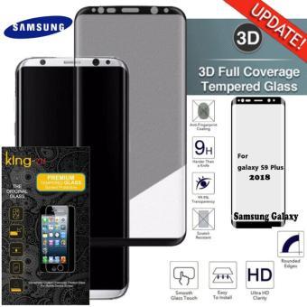 King Zu Screen Protector Samsung Galaxy S9 PLUS 2018 FULL / Anti Gores Kaca / Pelindung
