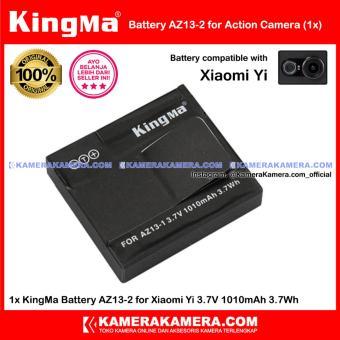 KingMa Battery 1Pc 3.7V 1010mAh 3.7Wh for Xiaomi Yi International / Yi Travel