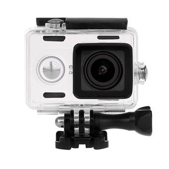 Harga Kingma Original Waterproof Case for Yicam Xiaomi Yi Action Camera -Hitam