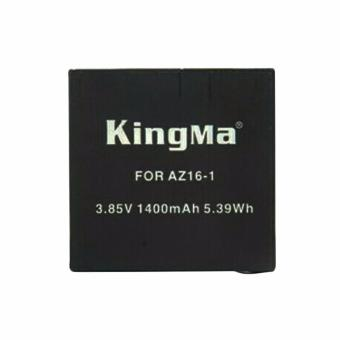 Harga Kingma Replacement Baterai For Xiaomi Yi 4K Action Camera - Hitam