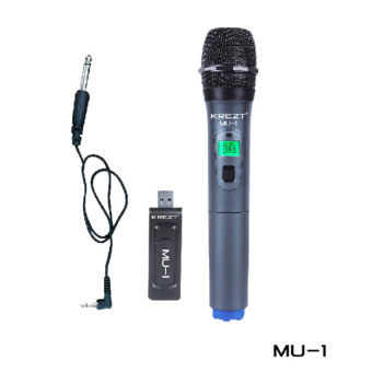 Krezt Wireless Microphone MU-1 (USB Microphone)