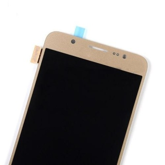 Layar LCD Layar Sentuh Digitizer + Frame untuk Samsung Galaxy J710 710F-Intl