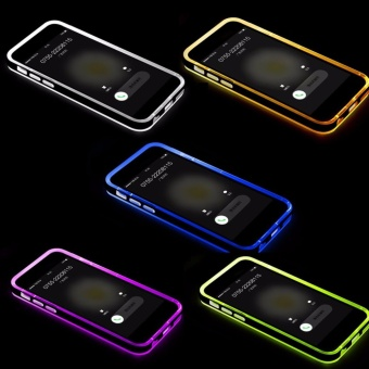 LED Call Flash Phone Case For iPhone 6 Fashion Unique Remind Incoming For iPhone 6