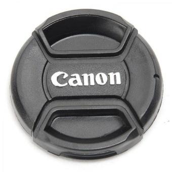 Lens Cap / Lenscap Canon 58mm / Cover Tutup Lensa Kamera Canon 58mm