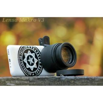 Lensa Makro Ponsel V3