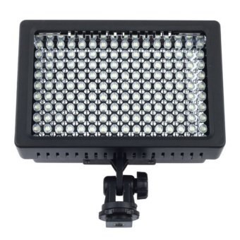 Lightdow Pro LD-160 LED Video Lamp Light for Canon Nikon Camera DV Camcorder - intl(Neutral)