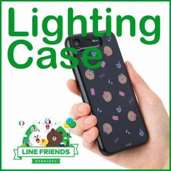 Line friends Korea Smartphone Lighting Case for iPhone7 - intl