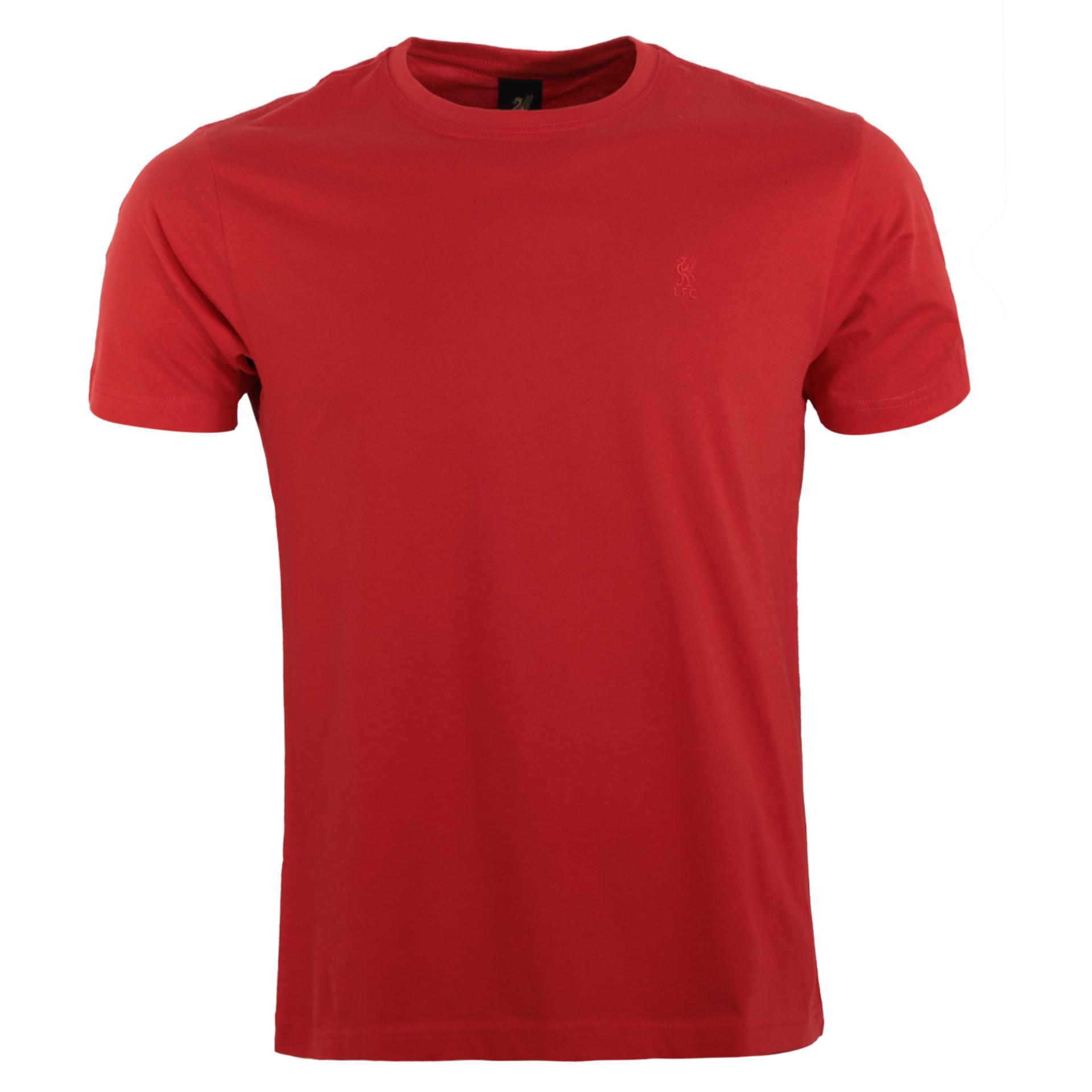 11gfn t-shirt liverpool logo – hitam