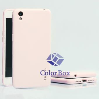 Lize Soft Case Oppo Neo 9 A37 Silicone Jelly Soft Shell Back Case - Soft Pink