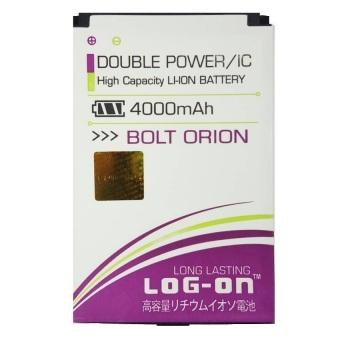 Log On Baterai Modem Bolt Orion - 4000 mAh