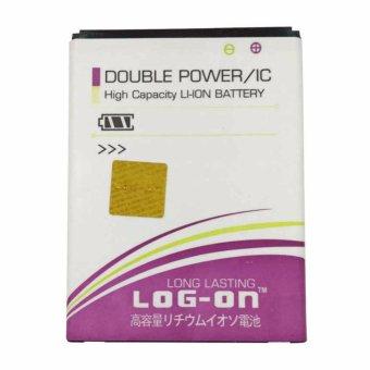 Log On Battery Baterai Double Power Oppo Neo 5 - 4000mah