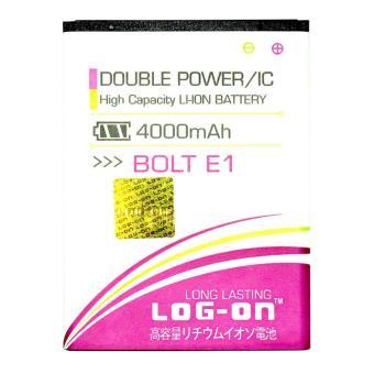 LOG ON Battery For Bolt E1 4000mAh