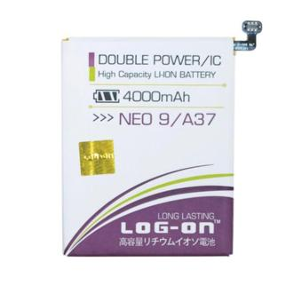 LOG ON Battery For OPPO NEO 9 A37 4000mAh