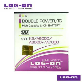 LOG ON Battery Untuk Lenovo Vibe C K3 A6000 A6010