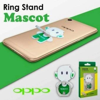 Lucky - I Ring Model Terbaru - Karakter Maskot Oppo - 1 Pcs