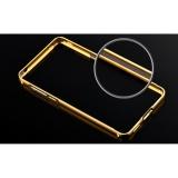 Cermin Mewah Bumper Anti-gores Bright Pelindung Case untuk Nokia 6 (perak)-Intl - 5
