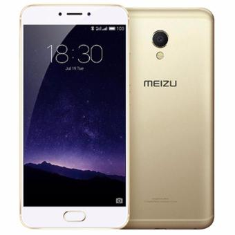 Meizu MX6 Smartphone - Gold [32 GB/4 GB]