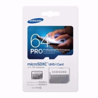 Memory Pro 64 Gb Micro SD Class 10 Pro Micro Sdhc Card With Sd Adapter