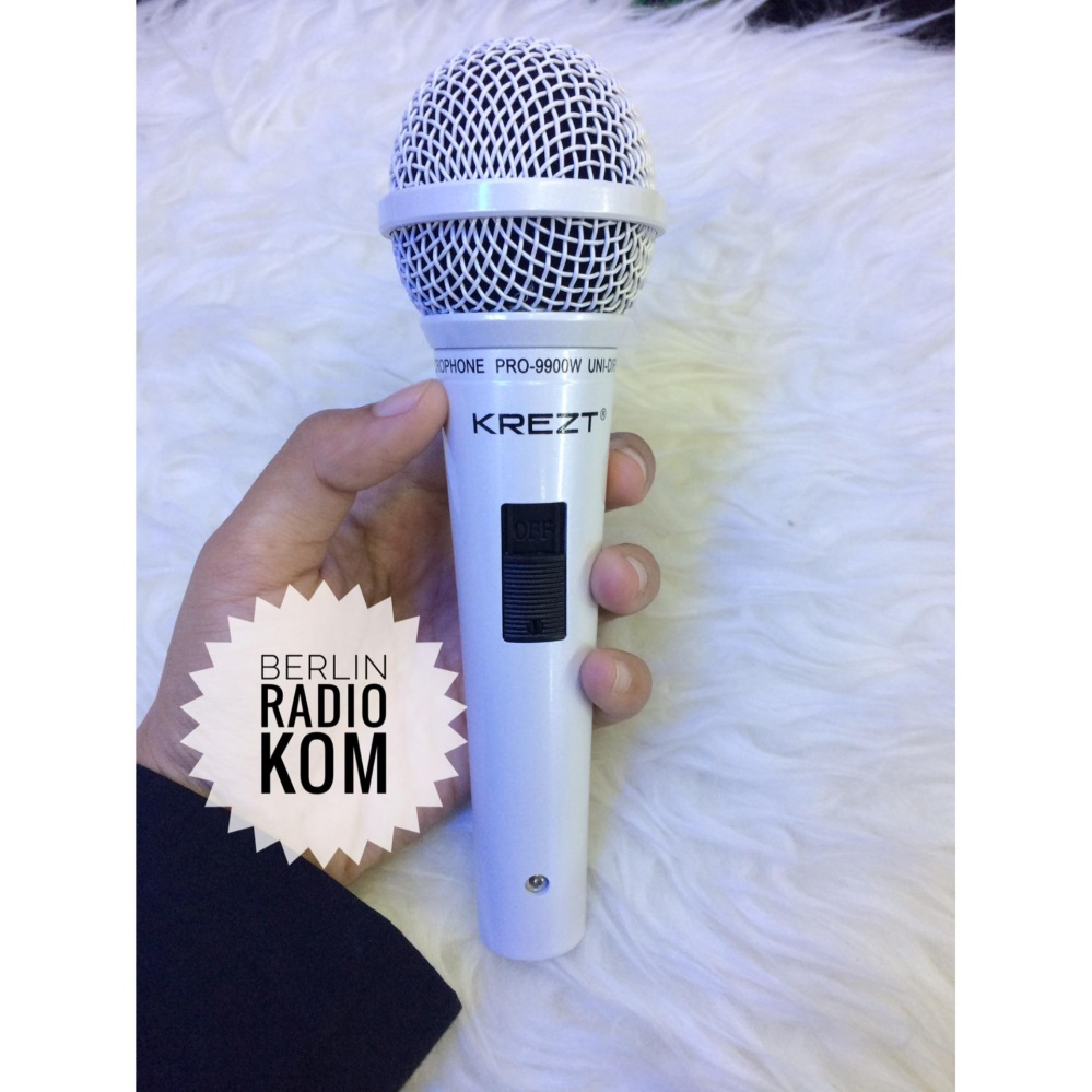 Flash Sale Microphone Mic kabel KREZT .