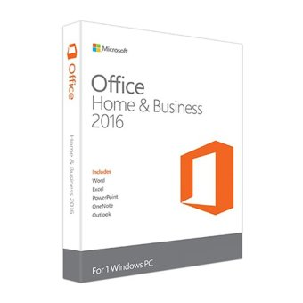 Microsoft Office Home & Business 2016 For Windows