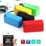 ... Mini Bluetooth Speaker X3 TF USB FM Radio Wireless Portable Musik Sound Box Subwoofer Loudspeaker dengan