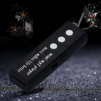 Mini USB Clip Digital Mp3 Music Player Support 16GB SD TF Card - intl