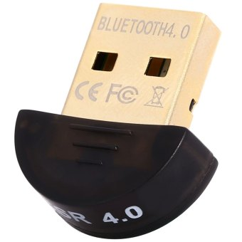 Mini USB CSR 4.0 Bluetooth adaptor nirkabel Dongle mode ganda