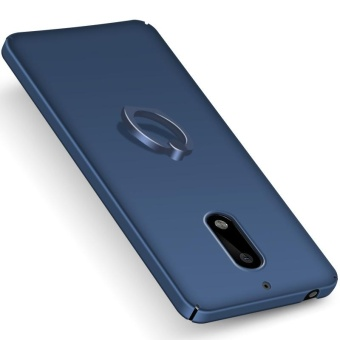 Moonmini for Nokia 6 Ultra Slim Frosted Matte Hard PC Anti-Scratch Back Case with