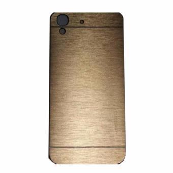 Motomo Hardcase Huawei Y6 / Casing Huawei Y6 / Case Huawei Y6 - Emas