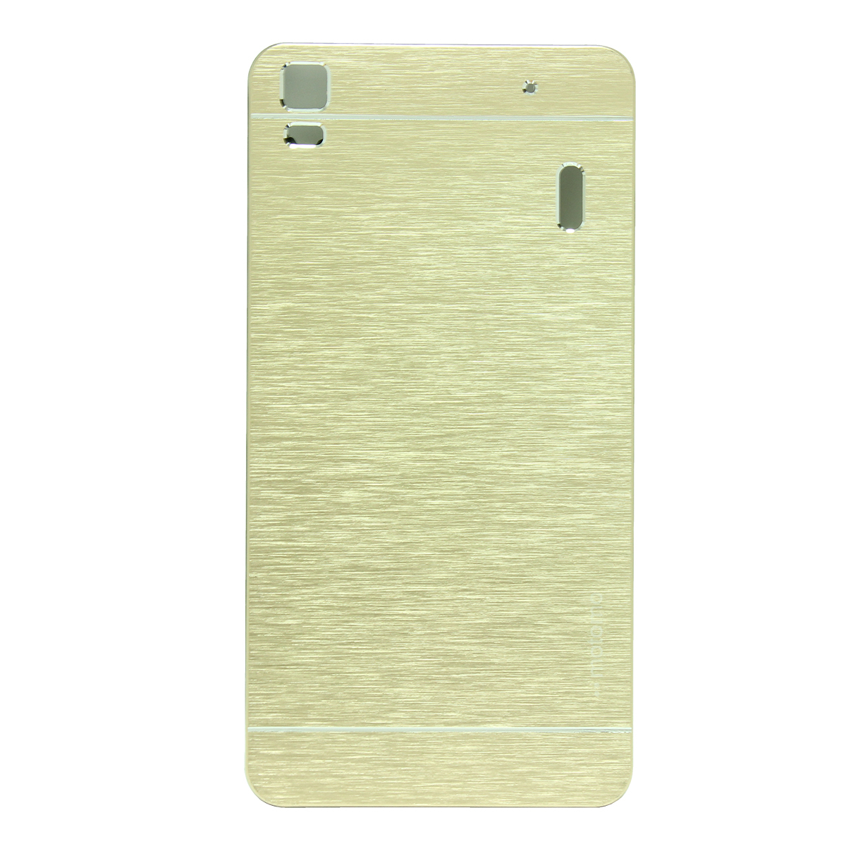 Motomo Metal Case for Lenovo A7000 - Gold