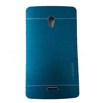 Motomo Oppo Neo 3 R831K Hardcase Backcase Metal Case - Biru Muda ...
