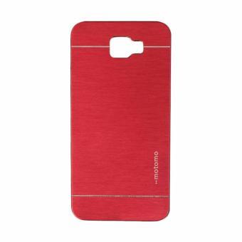 Motomo Samsung Galaxy J7 Prime Hard Back Case / Hardcase Galaxy J7 Prime Metal Case Galaxy