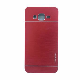 Motomo Samsung Galaxy Z2 Hardcase Backcase Metal Case Samsung Galaxy Z2 / Casing Samsung Galaxy Z2
