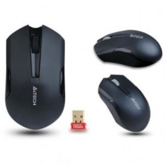 harga Mouse Wireless A4tech G3-200N Lazada.co.id