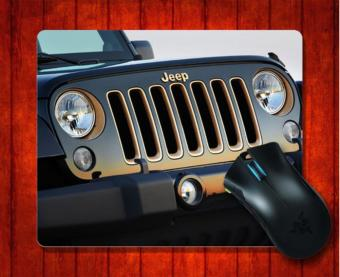 MousePad 2014 Jeep Wrangler Dragon Edition Car for Mouse mat 240*200*3mm Gaming
