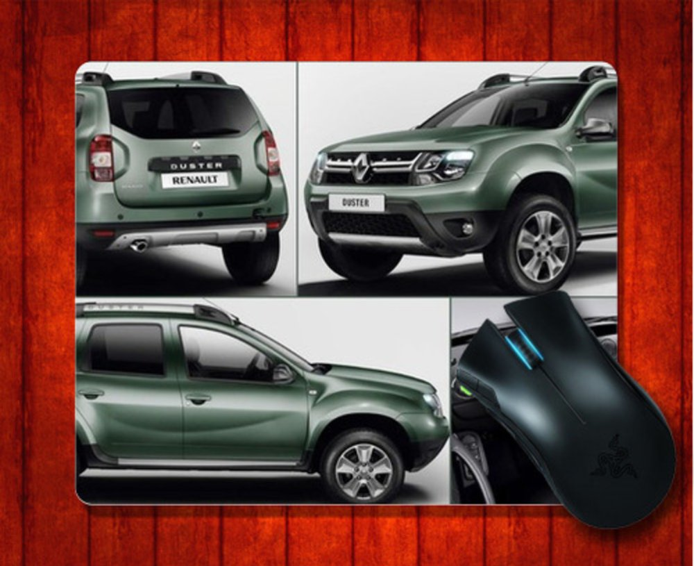 Shock Price MousePad 2014 Renault Duster Car Fine for Mouse mat 240*200*3mm