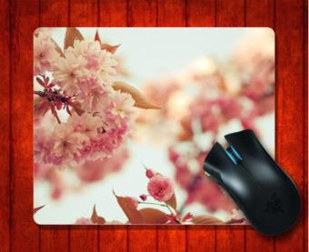 MousePad Pink Blossoms83 Flower for Mouse mat 240*200*3mm Gaming Mice Pad -