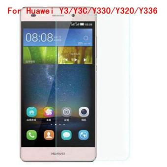 MR Huawei Y330 Screen Protector Tempered Glass Clear 9H Huawei Y330 / Tempered Glass Huawei Y330