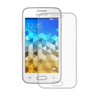 MR Tempered Glass For Samsung Galaxy V G313H Ace4 G313 Anti Gores Kaca - Clear