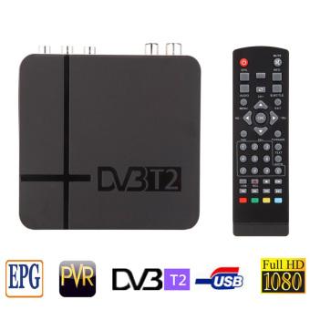HD Mini terbaru K2 DVB-T DVB-T2 TV DVB T T2 receiver set