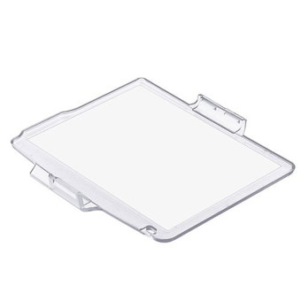 niceEshop Clear LCD Monitor Cover Screen Protector for Nikon D90BM-10 DSLR Camera