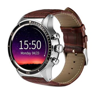 niceEshop Y3 Smart Watch Phone 1.39 Inch Screen Android 5.1 OS512MB+4GB Support Bluetooth Wifi Heart Rate Monitor Smartwatch SyncFor IOS Android Smartphones - intl