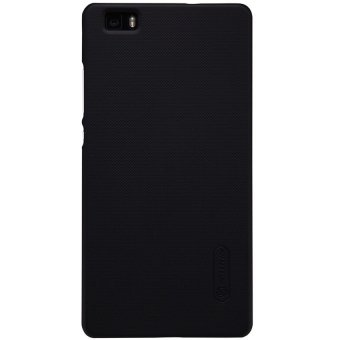 Nillkin For Huawei Honor P8 Lite Super Frosted Shield Hard Case Original - Hitam