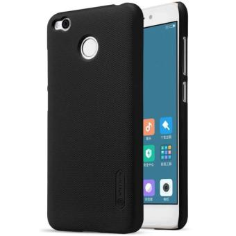 Nillkin Frosted Hard Case Casing Cover for Xiaomi Redmi 4X - Hitam