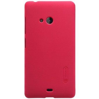 Nillkin Frosted Shield Hard Case Original untuk Nokia Lumia 540 - Merah