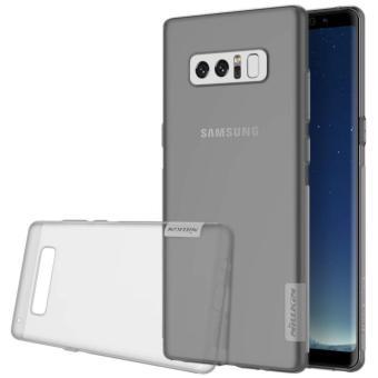 Nillkin Nature Series TPU case for Samsung Galaxy Note 8 - Abu-abu