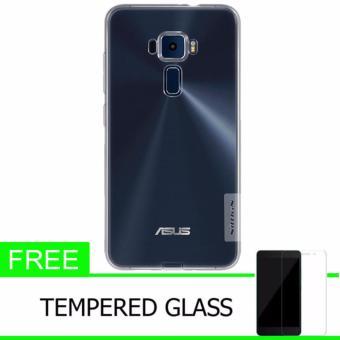 Nillkin Original Nature TPU Soft Case / Jelly Soft Case for ASUS Zenfone 3 ZF3 (