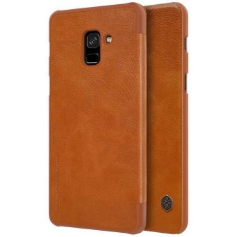 Fitur Nillkin Qin Flip Leather Case Casing For Samsung Galaxy J6